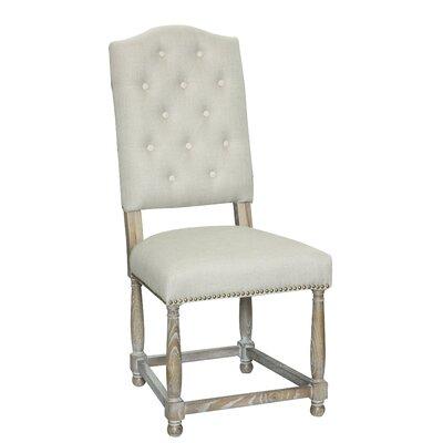 Leonard Side Chair Upholstery Linen