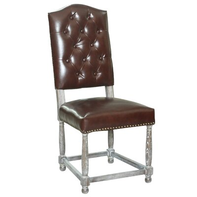 Leonard Side Chair Upholstery Whiskey