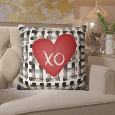 Bradford-on-Avon Indoor/Outdoor Throw Pillow Size: 20 H x 20 W x 4 D