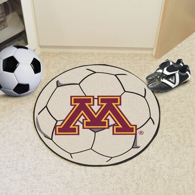 NCAA University of Minnesota Soccer Ball