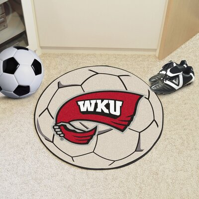 NCAA Western Kentucky University Soccer Ball