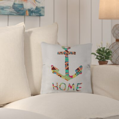 Stonehurst You Make Me Home Outdoor Throw Pillow