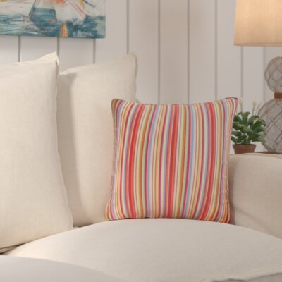 Colfax Indoor/Outdoor Stripe Throw Pillow