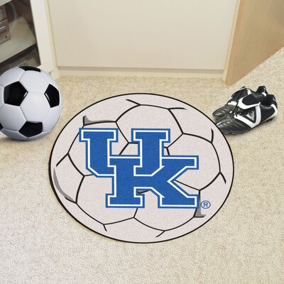 NCAA University of Kentucky Soccer Ball