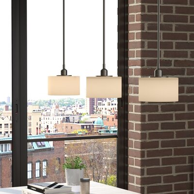 Brundage 1-Light Mini Pendant Finish: Corinthian Bronze