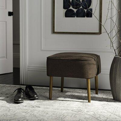 Aldborough Ottoman Upholstery: Brown