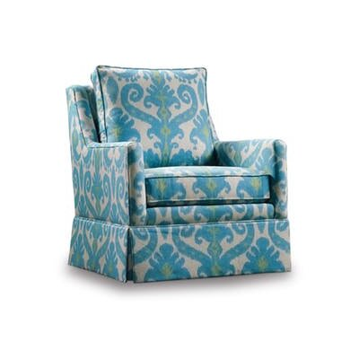 Gideon Arm Chair Upholstery: 2182 Cabana