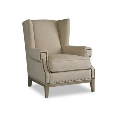Zahara Wingback Chair