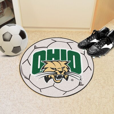 NCAA Ohio University Soccer Ball