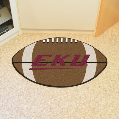 NCAA Eastern Kentucky University Football Doormat