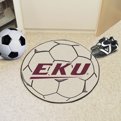NCAA Eastern Kentucky University Soccer Ball