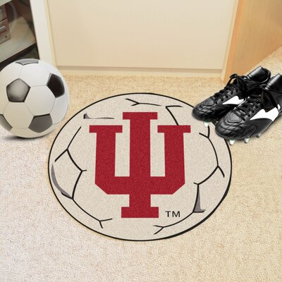 NCAA Indiana University Soccer Ball