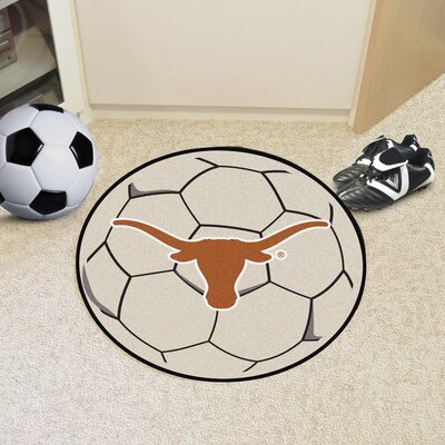 NCAA University of Texas Soccer Ball