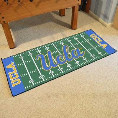 NCAA University of California - Los Angeles (UCLA) Football Field Runner