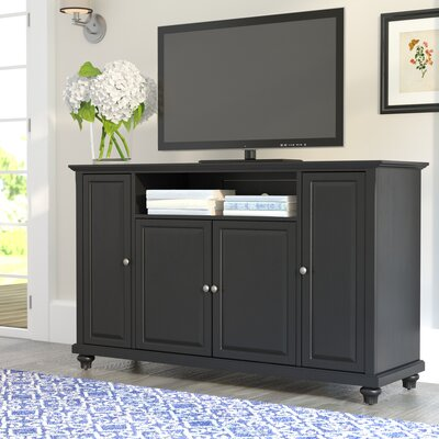 Brecht 60 TV Stand Color: Black