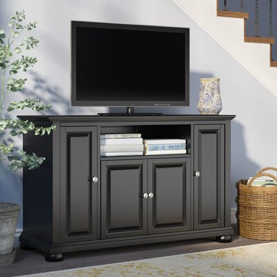Marjorie Cedarwood 48 TV Stand Color: Black