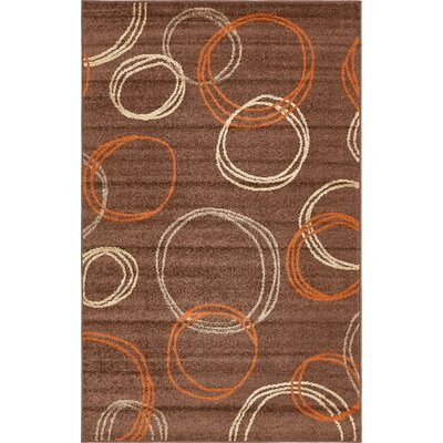 Bryan Brown Area Rug Rug Size: 5 x 8
