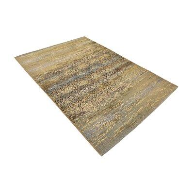 Jamie Beige Abstract Indoor/Outdoor Area Rug Rug Size: Rectangle 53 x 8