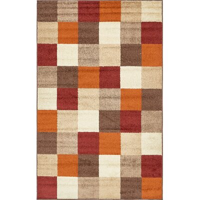 Christie Multi Area Rug Rug Size: 5 x 8