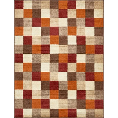 Bryan Multi Area Rug Rug Size: Rectangle 9 x 12
