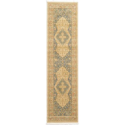 Willow Cream Area Rug Rug Size: Runner 10 x 3