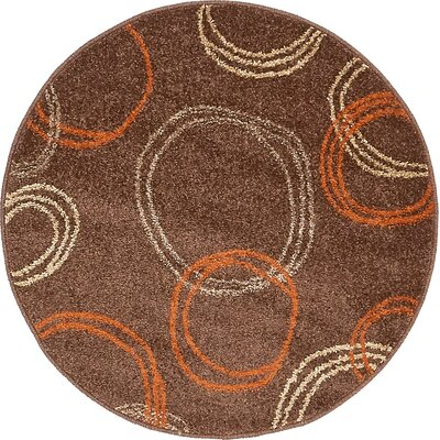 Bryan Brown Area Rug Rug Size: Round 33