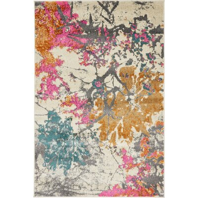 Cherry Street Area Rug Rug Size: Rectangle 4 x 6