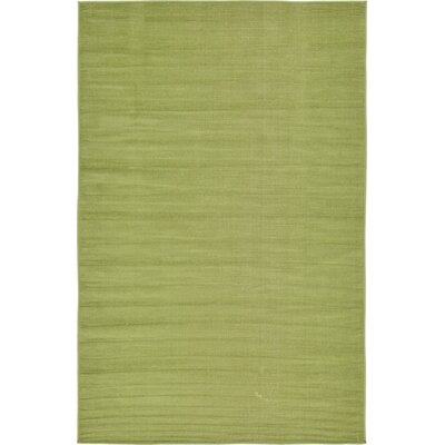 Risley Green Area Rug Rug Size: Rectangle 5 x 8