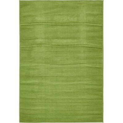 Risley Green Area Rug Rug Size: Rectangle 4 x 6