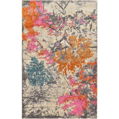 Cherry Street Area Rug Rug Size: Rectangle 5 x 8