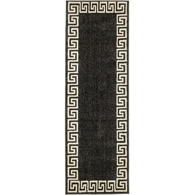 Gemstone Black/Beige Area Rug