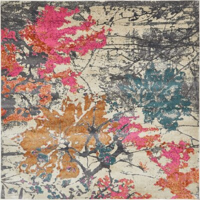 Cherry Street Area Rug Rug Size: Square 8