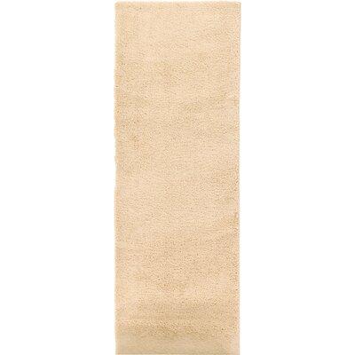 Hockett Beige Area Rug Rug Size: Runner 2 7 x 98 5