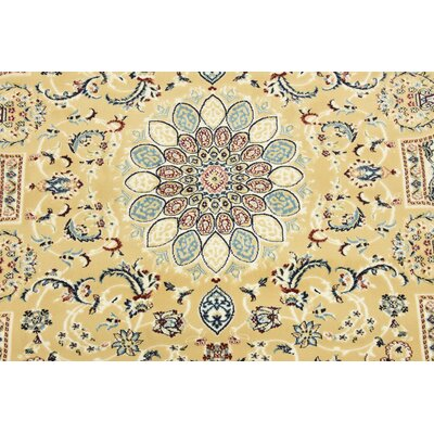 Jackson Beige Area Rug Rug Size: Rectangle 13 x 198