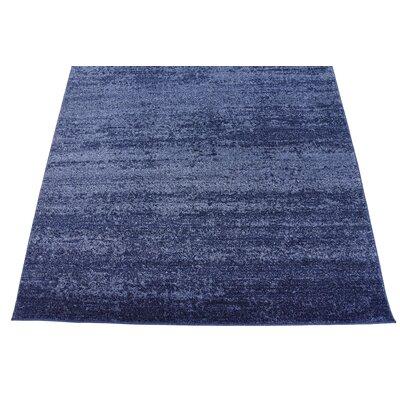 Wyble Blue Area Rug Rug Size: 6' x 9'