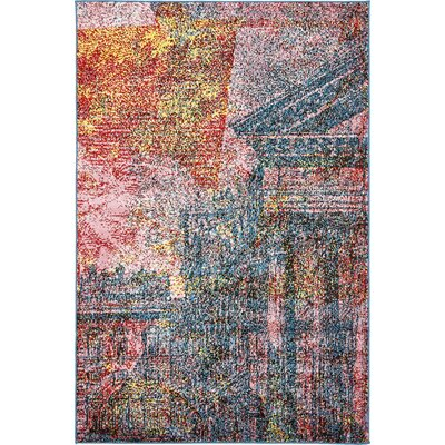 Sidney Area Rug Rug Size: Rectangle 4 x 6