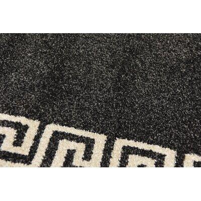 Gemstone Black/Beige Area Rug