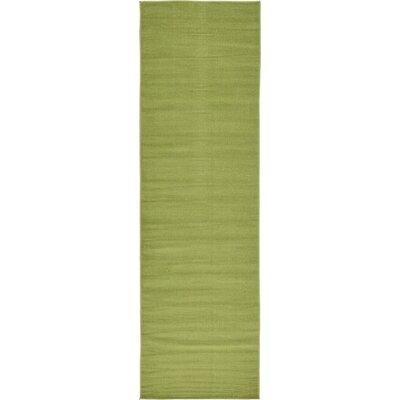 Risley Green Area Rug Rug Size: Runner 29 x 910