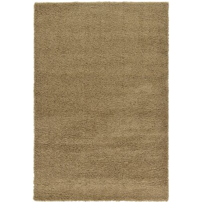 Davisville Light Brown Area Rug Rug Size: 6 x 9