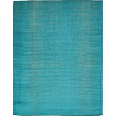 Bayswater Teal Area Rug Rug Size: 10 x 13