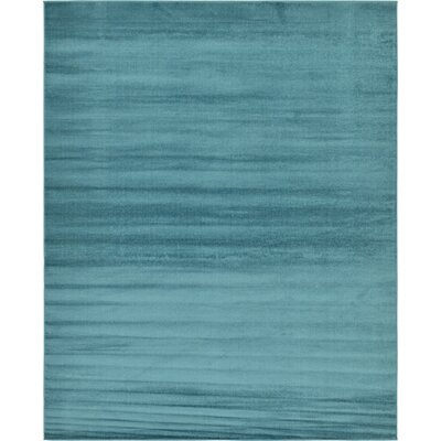 Bayswater Teal Area Rug Rug Size: 8 x 10