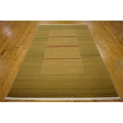 Cooke Beige Area Rug Rug Size: Rectangle 7 x 10
