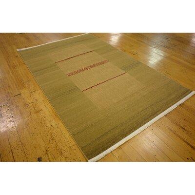 Cooke Beige Area Rug Rug Size: 5 x 8