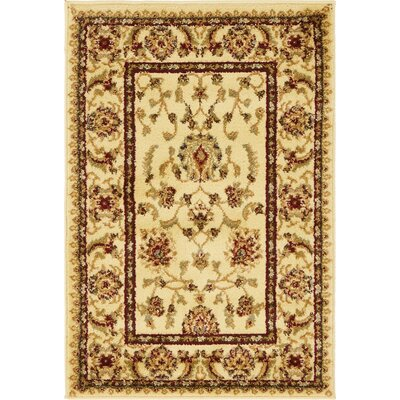 Fairmount Rectangle Cream Area Rug