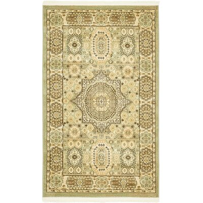 Laurelwood Area Rug Rug Size: 33 x 53