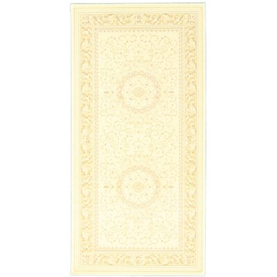 Layton Beige Area Rug Rug Size: Rectangle 5 x 91