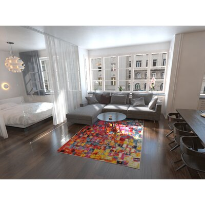 Marianne Area Rug Rug Size: 6 x 9