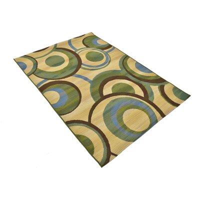 Skylar Beige Indoor/ Outdoor Area Rug Rug Size: Rectangle 4 x 6