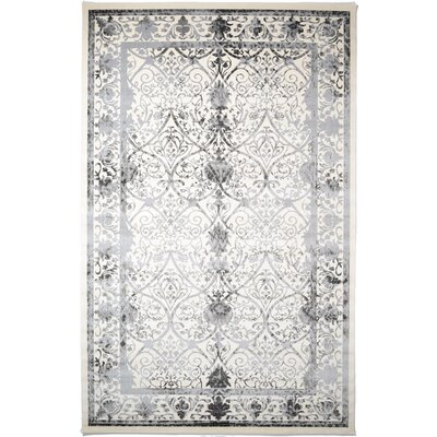 Lisbon Ivory Area Rug Rug Size: Rectangle 10 x 16