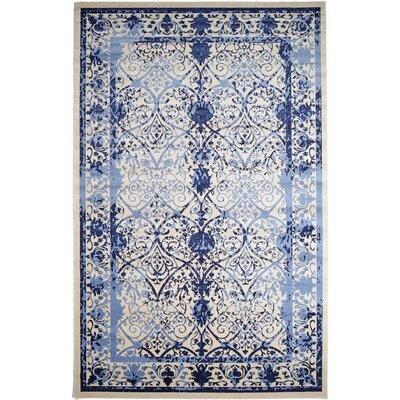 Shailene Blue Indoor/Outdoor Area Rug Rug Size: Rectangle 10 x 16